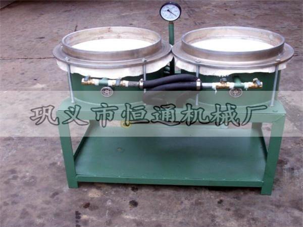 气压式真空滤油机