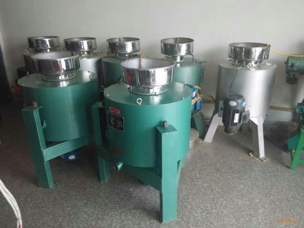 离心式滤油机